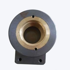 A002D-0100-3铜螺母结合件